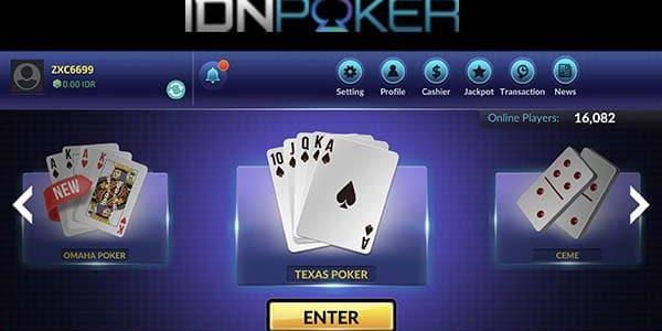 Ciri-Ciri Situs IDN Poker Terpercaya dan Terbaik